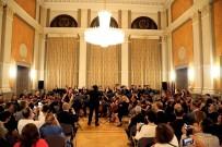 Alman Başkonsolosluğu'nda İki Dost Ülke Gençlerinden Muhteşem Konser