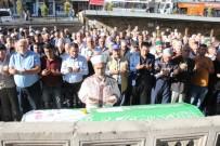 Ankara'daki Otobüs Kazasında Ölen Gürcü Baştürk Toprağa Verildi