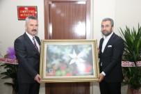 SİNAN ASLAN - Başkan Say'dan Aslan Ve Karabağ'a Ziyaret