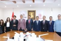 KEREM SÜLEYMAN YÜKSEL - Bismil'in Projelerdeki Başarı İstikrarı Sürüyor