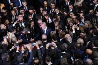 İSMAIL KAHRAMAN - Cumhurbaşkanı Erdoğan'dan seçim barajı açıklaması