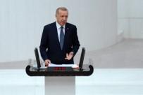 KUVVETLER AYRILIĞI - Cumhurbaşkanı Erdoğan Yeni Yasama Yılının Açılışında Konuştu