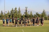 HALUK ULUSOY - Denizlispor, Malatyaspor Maçı Hazırlıklarına Başladı