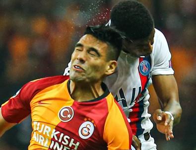 Galatasaray, Paris Saint-Germain'e mağlup oldu