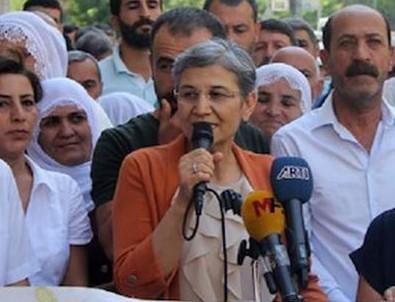 HDP'li Leyla Güven hakkında fezleke