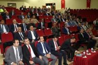 BAŞÖĞRETMEN - İl Koordinasyon Kurulu Toplantısı Vali Arslantaş Başkanlığında Yapıldı