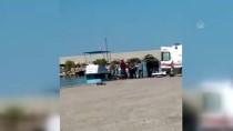 Kastamonu'da Denize Düşen Balıkçı Boğulma Tehlikesi Geçirdi