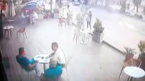 Kontrolden Çıkan Otomobil Pastaneye Girdi Açıklaması 6 Yaralı