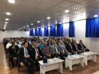Kovancılar'da 'Ortak Sınav' Bilgilendirme Toplantısı