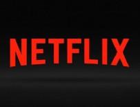 Netflix dizisinde tepki çeken harita!