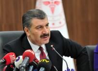 İSMAIL KAHRAMAN - Sağlık Bakanı Koca'dan Sigara Yasağı Düzenlemesine İlişkin Açıklama
