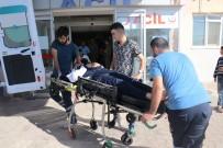 Sınırda Devriye Atan Askeri Araç Şarampole Devrildi Açıklaması 2 Asker Yaralı