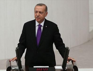 Cumhurbaşkanı Erdoğan'dan Fırat'ın doğusuna harekat mesajı