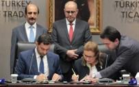 Ruhsar Pekcan - Türkiye İle Ürdün Arasında 'Ticaret Ve Ekonomik İşbirliği' Anlaşması İmzalandı
