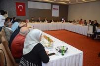 BAĞLıKAYA - TÜRSAB Başkanı Bağlıkaya, Acente Yetkilileri İle Buluştu