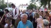 '4. Kaleiçi Old Town Festivali' Başladı