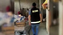 Adana'da Sahte İçki İmalathanelerine Operasyon