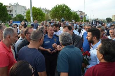 Ankara Garı Saldırısında Hayatını Kaybedenler Didim'de Anıldı