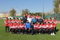DINAMO KIEV - Antalyaspor U12 Futbol Takımı Litvanya'ya Uçtu