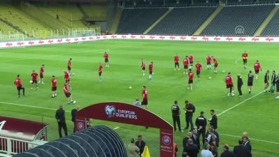 Arnavutluk, Türkiye Maçına Hazır