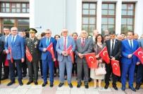 CENGIZ ERGÜN - Atatürk'ün Manisa'ya Gelişinin 94'Üncü Yılı Kutlandı