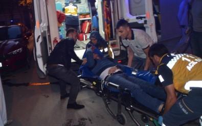Bafra'da Çıkan Tartışmada 1 Kişi Silahla Yaralandı