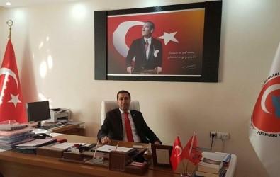 Başkan Kahraman'dan, 'Barış Pınarı Harekatı'na Tam Destek