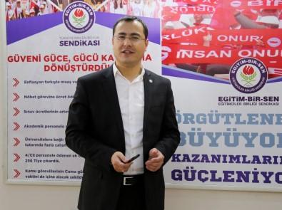 Başkan Öner Açıklaması 'Barış Pınarı Harekatını Destekliyoruz'