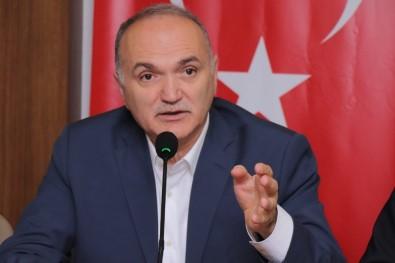 Başkan Özlü 'Rabbim Ordumuzu Muzaffer Eylesin'
