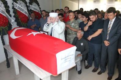 Başkomiser Kaya, Memleketi Elazığ'da Son Yolculuğuna Uğurlandı