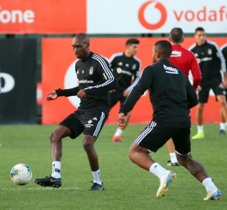 Beşiktaş, MKE Ankaragücü Maçı Hazırlıklarına Başladı