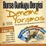 MEHMET ESEN - Bursa'ya Dair Duygularınızı Paylaşın Kazanın
