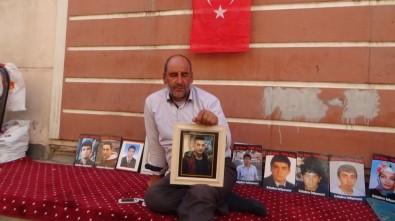Çocuklarını Bekleyen Ailelerin HDP İl Binasındaki Eylemi 38'İnci Gününde