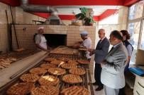TANDıR EKMEĞI - Erzincan Belediyesi'nden Fırın Denetimi