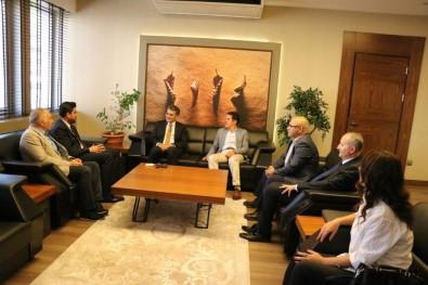 Gaziantep'in Yeni Emniyet Müdürü Cengiz Zeybek Açıklaması