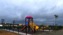 GEBZE BELEDİYESİ - Gebze Belediyesi'nden Kirazpınar'a Yeni Bir Park
