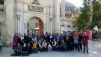 BALıKLı GÖL - Gülüç Belediyesi'nden Şanlıurfa Ve Gaziantep Gezisi