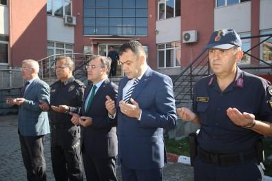 Hacılar'da Barış Pınarı Harekâtı İçin Dua Edildi