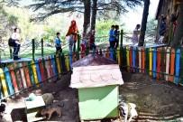 ISPARTA BELEDİYESİ - Hayvan Dostu Miniklerden Anlamlı Ziyaret