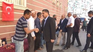 HDP Önündeki Ailelere Bir Destek De Elazığ'dan