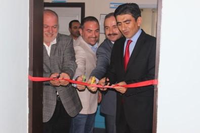 İsmail Hakkı Tonguç İlkokulu'nda Z-Kütuphane Ve Oyun Etkinlik Alanı Açılışı Yapıldı
