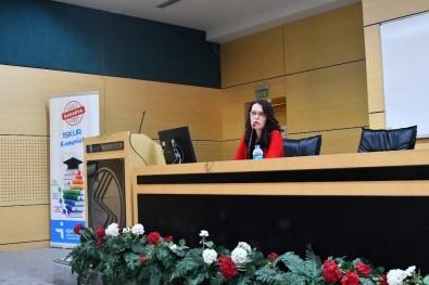 'Kariyer Yolunda' Başlıklı Etkinlik SAÜ'de Düzenlendi