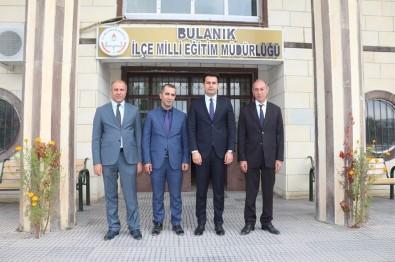Kaymakam İlidi'den Müdür Tunçel'e Ziyaret