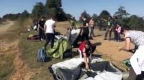 Liseliler Teknolojiden Uzak Doğada Kamp Kurdu