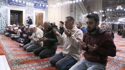Mehmetçik İçin Selimiye'den Dua
