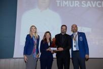 MUHTEŞEM YÜZYIL - Meslek Hizmetleri Ödülü Timur Savcı'nın