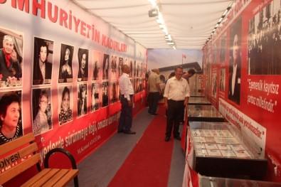 Milli Mücadelenin 100. Yılında Cumhuriyet Tır'ı Elazığ'a Geldi