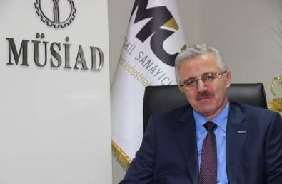 MÜSİAD'dan Fırat'ın Doğusuna Yapılması Planlanan Operasyona Destek