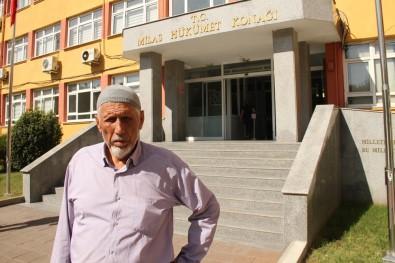 Mustafa Dedenin Duyarlılığı Duygulandırdı