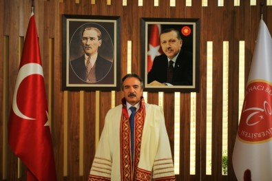 NEVÜ Rektörü Prof. Dr. Mazhar Bağlı'nın 'Barış Pınarı' Harekatı Mesajı